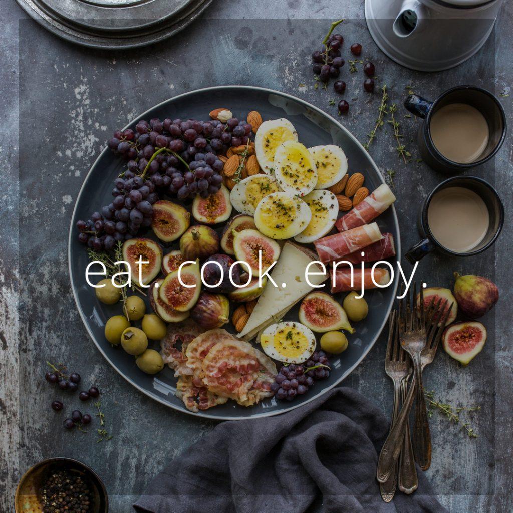 lorri weisen eat cook enjoy