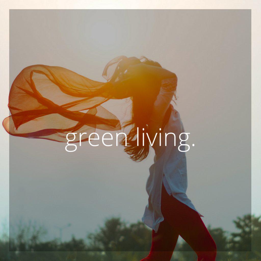 lorri weisen green living