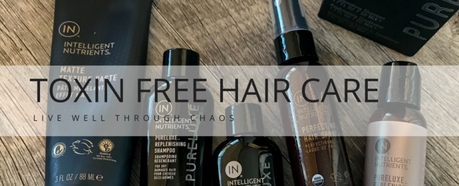 toxin free hair care