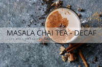 Masala Chai Tea Concentrate