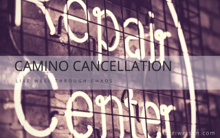 Camino cancelled
