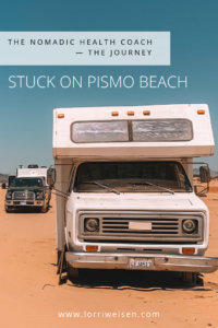 Stuck On Pismo Beach