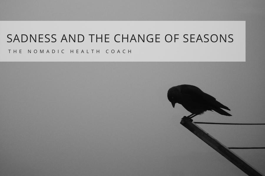 Sadness And The Change Of Seasons | SAD