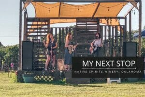 Native Spirits Winery, Norman, Oklahoma, route 66,
