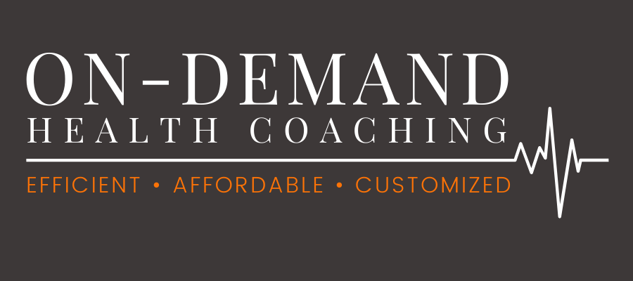 On demand health coaching