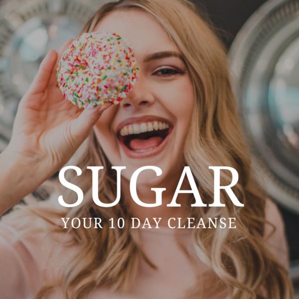 Sugar Cleanse - www.lorriweisen.com